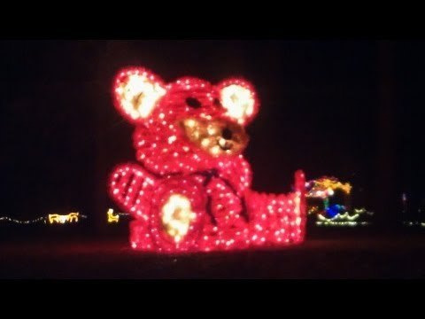 Hellmouth Vlog 12.06.13 [Day 1122] - Fantasy Lights at Spanaway ...