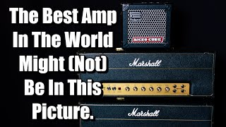 The Best Amp In The World (And Why I Sold My Axe-FX)