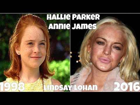 The Parent Trap Actors Before And After 2016