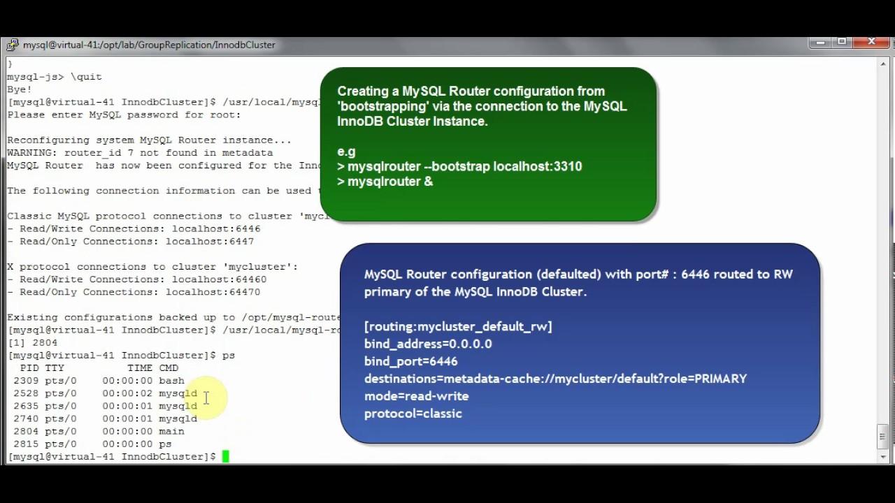 MySQL Replication for High Availability - Tutorial
