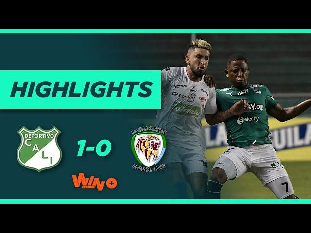Cali vs. Jaguares (Goles y highlights) | Liga BetPlay Dimayor 2021 - Fecha 1
