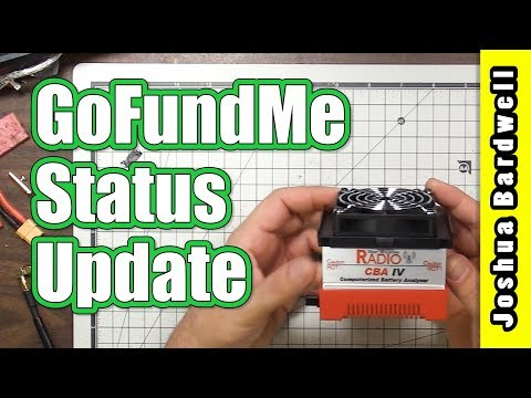 Battery Tester Project Status  UPDATE 1