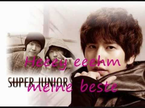 Super Junior Handsome Ranking '12