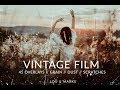 Vintage Film Texture Overlays Photoshop