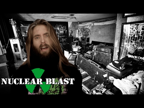SUICIDE SILENCE - Mark talks about guitar tracking (OFFICIAL TRAILER)