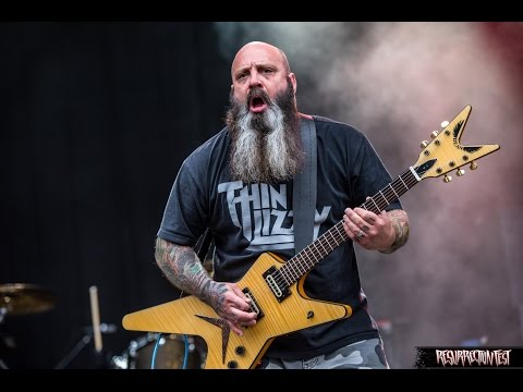 Crowbar - Live at Resurrection Fest 2014 (Viveiro, Spain) [F