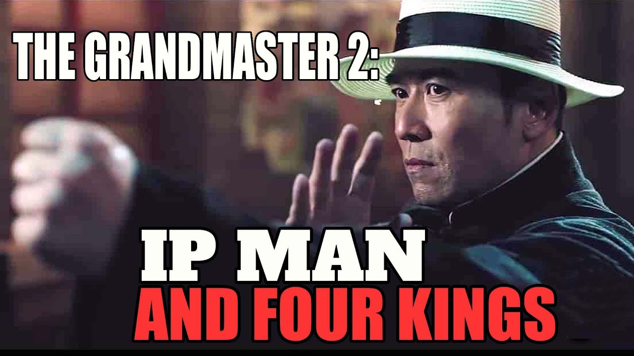 Download Wu Tang Collection - Ip Man and the Four Kings