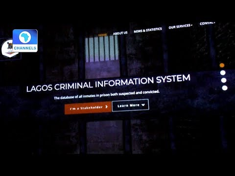Lagos To Deploy Technology To Combat Crime |Law Weekly|