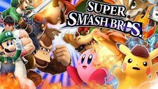 YOU JUST GOT KEYED! (Super Smash Bros Wii U)