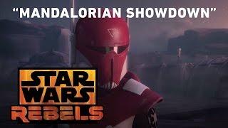 Mandalorian Showdown - Imperial Super Commandos Preview | Star Wars Rebels