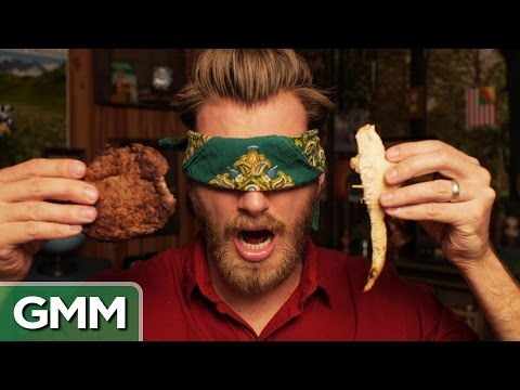 Download Youtube: Exotic Meat Taste Test
