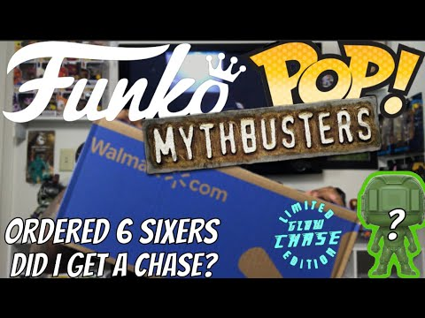 Pop Hunt + 1:6 Chase Theory   ORDERED 6 Sixers will I get a CHASE??