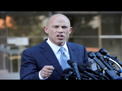Frankie Darcell - Lawyer Michael Avenatti arrested and charged by The Feds!!!!