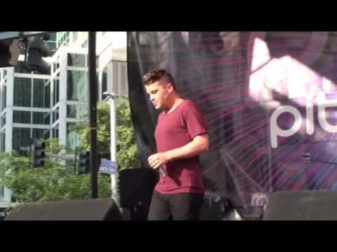 Joe McElderry, Until The Stars Run Out, Pittsburgh Pride June 16, 2013 streaming vf