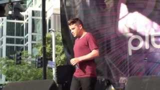 Joe McElderry, Until The Stars Run Out, Pittsburgh Pride June 16, 2013