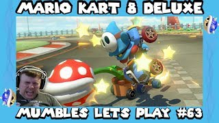 Shy Guy Sighting - Mario Kart 8 Deluxe 200cc Single Player - Mumbles Let