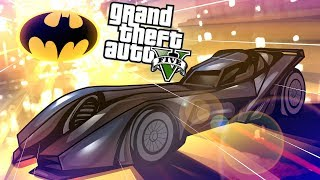 GTA V: CARRO DO BATMAN ‹ AMENIC ›