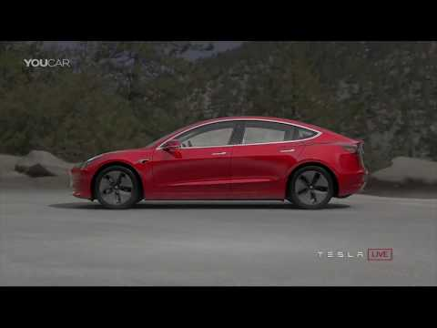 Tesla Model 3 Safety