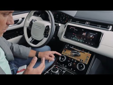 Touch Pro Duo in de Range Rover Velar is geniaal