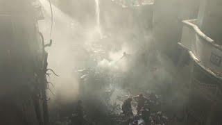 Pakistan Jet With 98 Aboard Crashes In Karachi