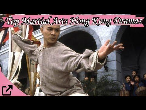 Top 20 Martial Arts Hong Kong Dramas 2017