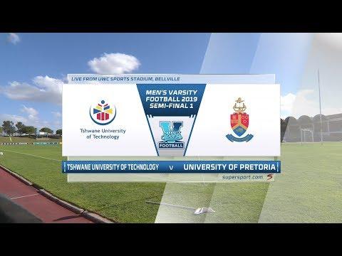 Varsity Football | TUT V Tuks | Highlights