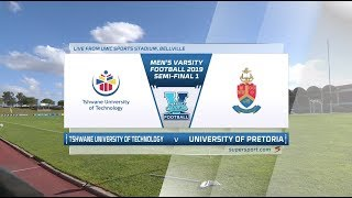 Varsity Football | TUT v Tuks | Highlights