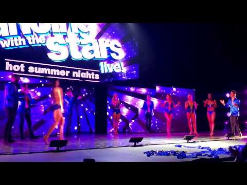 DWTS Tour closing number and bows featuring Heather Morris in Huntsville