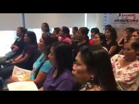 NUTRIWEALTH PRESENTATION IN HONGKONG PART 1