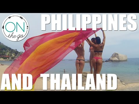 On The Go Travel Show - Thailand / Philippines HD