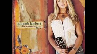 Miranda Lambert - Me and Charlie Talking (Audio)