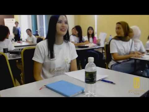 Miss Beauarti Malaysia 2018 Week 1