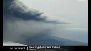 New volcano eruption in Iceland