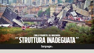 """Crollo Ponte Morandi, Presidente Associazione Ingegneria Traffico e Trasporti: """"Andava ricostruito"""""""