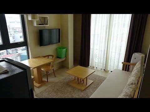 Kim MaエリアDao Tan通りにある綺麗な格安サービスアパートのご紹介