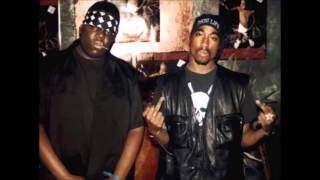 Biggie Ft 2pac, Akon - Ghetto [Remix]