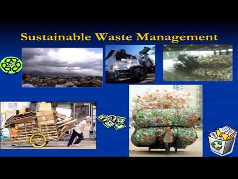Components of Sustainable Waste Management