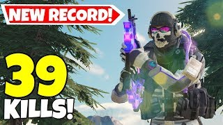 MY NEW RECORD IN CALL OF DUTY MOBILE BATTLE ROYALE!
