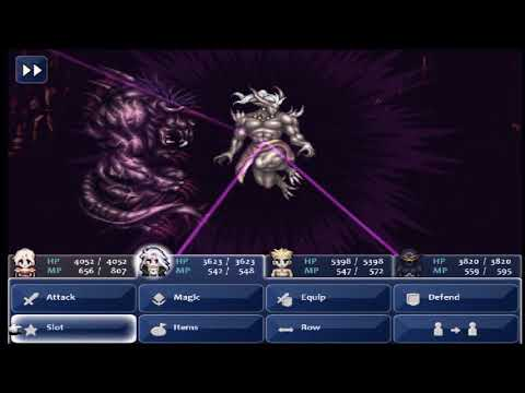 Final Fantasy VI-Trailer from YouTube · Duration:  3 minutes 33 seconds