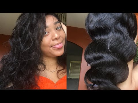 Affordable Bomb Body Wave Wig ft. Healthair