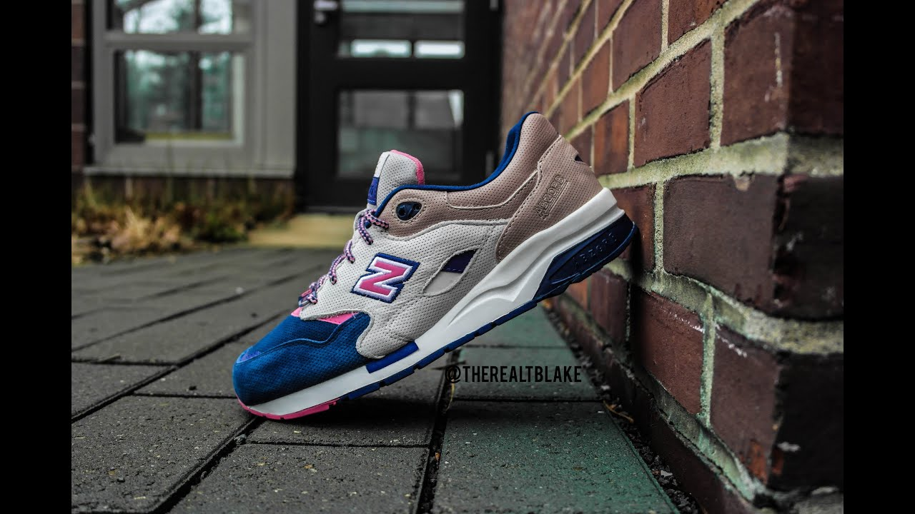 new balance 1600 review