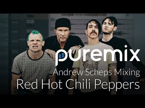Inside the Mix: Red Hot Chili Peppers w/Andrew Scheps Trailer