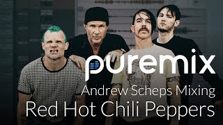 Andrew Scheps Mixing The Red Hot Chili Peppers [Trailer]