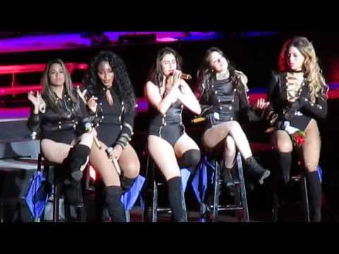 Fifth Harmony - No Way, We Know, Dope, Squeeze (7/27 Tour Concord, CA)