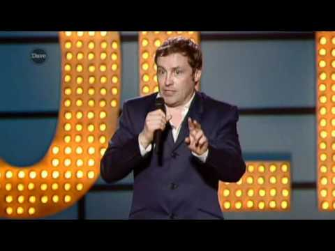 Ardal O'Hanlon Live At The Apollo Part 2