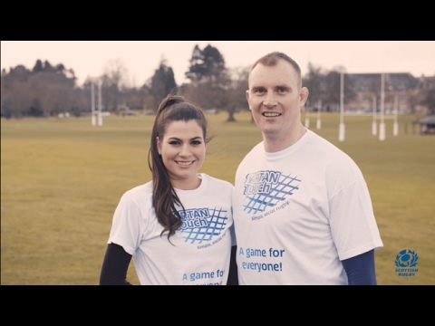 Scottish Rugby Union | Tartan Touch Introduction