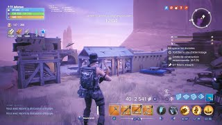 Search for the source of nothingness - FORTNITE SAUVER THE WORLD! #1