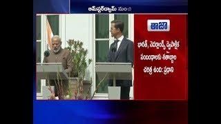 Modi in Netherlands Updates   PM, Dutch Premier Mark Rutte Addressing Media thumbnail