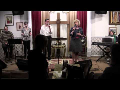 Anointed Praise and worship with Karen Orlando and her Worship Team