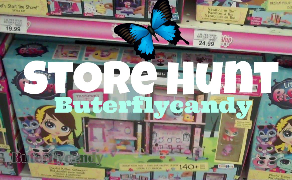 Toy Store Hunt Toys R Us Frozen Blind Bags
